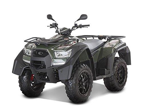Kymco MXU 700i LOF