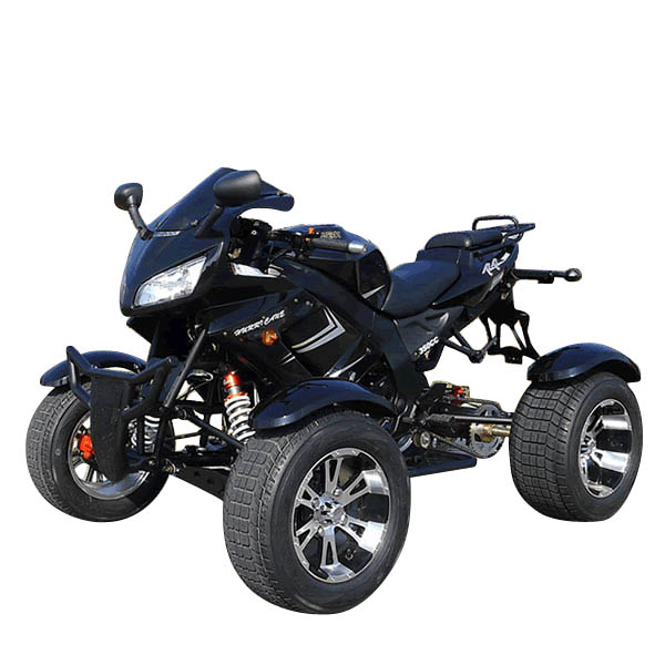 QUAD ATV SHINERAY 250CCM XY250ST-3 SCHWARZ