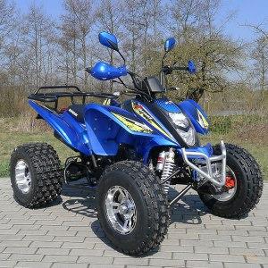 Quad 200 ccm SHINERAY XY200ST-9 Automatik, Farbe: Blau