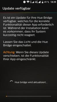 Philips Hue Update 11.10.2017
