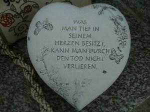 Trauer zulassen Foto: Anja Bergler