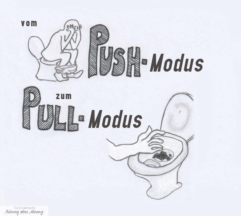 Push-Pull-Modus