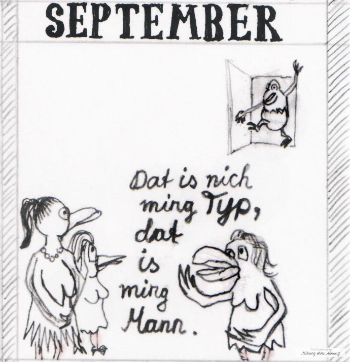 September Heini und Heidi 2016 Meinung ohne Ahnung
