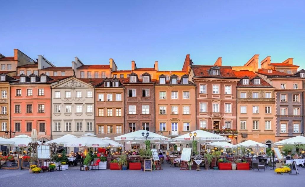 warschau-marktplatz