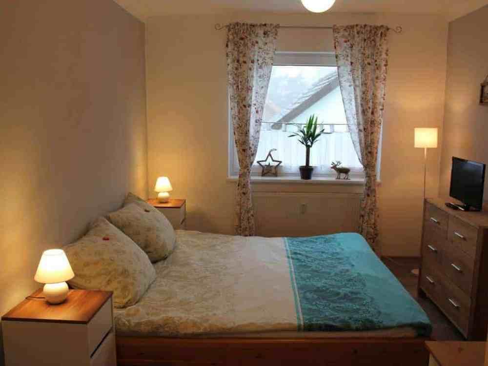 Ferienwohnung/Appartment in Rosenbeck am Schleusenteich