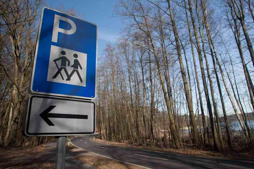 werbellinsee-wanderweg-parkplatz