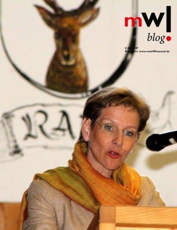 Grußwort Landrätin Marion Dammann