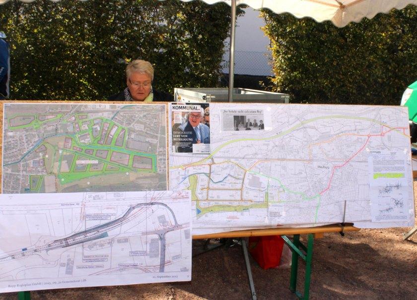 BVM legt bei der Verwaltung Maulburg 425 Unterschriften vor / Details - meinWiesental.de / News