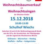Weihnachtsbaumverkauf in Wiechs - meinWiesental.de / Terminkalender