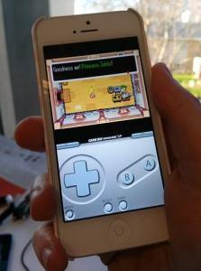 Zelda no iPhone? Não mais