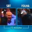 A TV Globo encomendou um segundo laudo sobre o vídeo de suposta agressão ao candidato