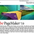 Conheça as funções da linguagem script do software de editoração PageMaker 7.0