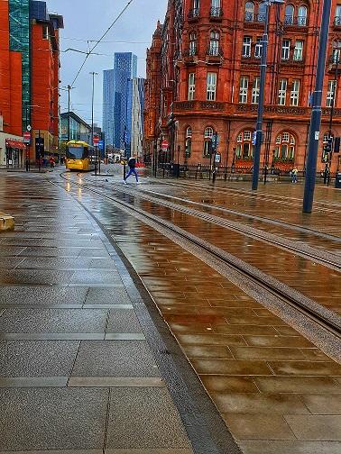 המשוטטת בעולם: מנצ'סטר (לידס וליברפול Leeds and Liverpool) חלק א' Manchester