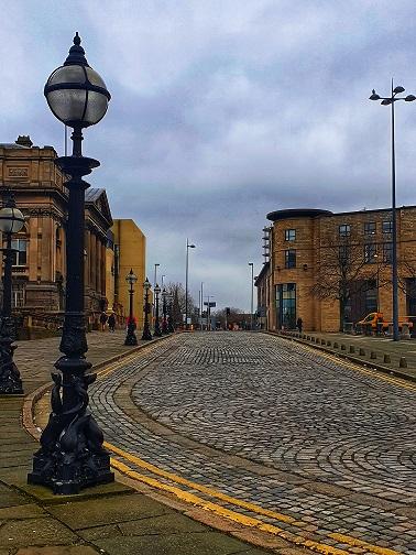 המשוטטת בעולם: ליברפול (מנצ'סטר ולידס Manchester and Leeds) חלק ג' Liverpool