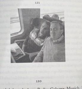 באסאם ארמין ורמי אלחנן במסע לגרמניה
