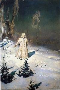 ילדת השלג על פי ויקטור וסנצוב