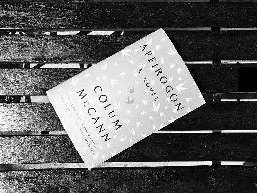 Apeirogon / Colum McCann