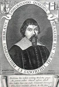 מנשה בן ישראל 1604-1657
