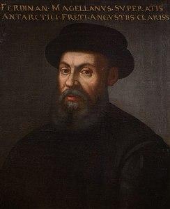 פרדיננד מַגֶלַן (1480–27 באפריל 1521)