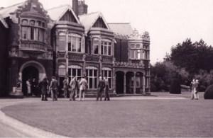 Bletchley Park אז
