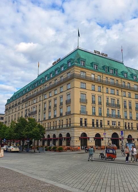 מלון אדלון כפי שצילמתי בספטמבר 2021