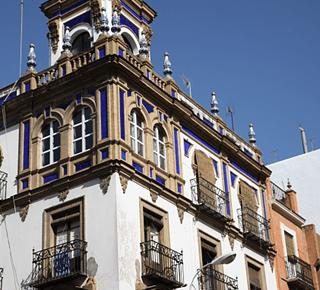 Die Gassen von El Centro, Sevilla