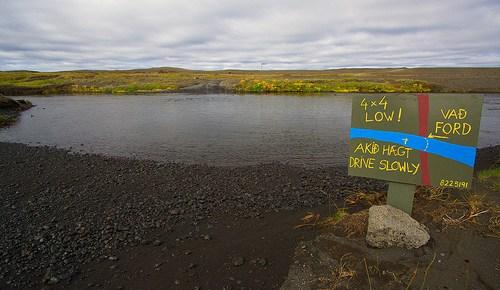 Pilotprojekt – Wie tief darf der Fluss sein?