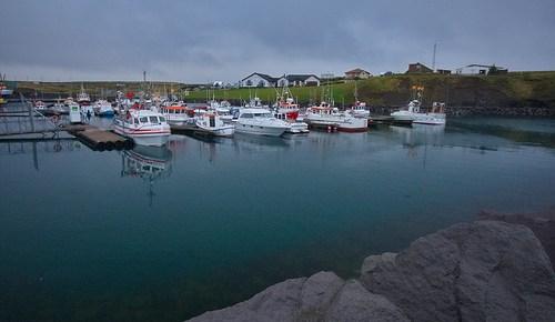 Keflavik – die drittgrößte Stadt Islands