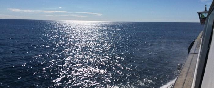 Über den Skagerrack – Hirtshals bis Kristiansand