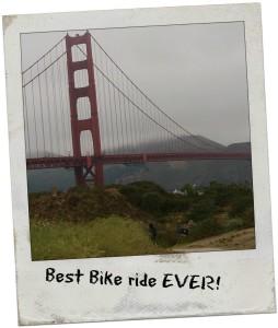 Beste fietsroute in San Francisco naar Sausalito