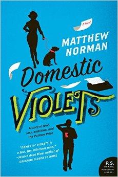 Review Meisjes van Vijftig of Domestic Violets