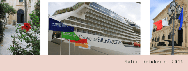 Cruise boeken malta-valetta-celebrity-silhouette-october-6