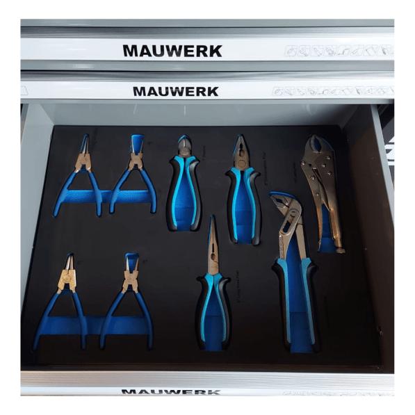 Neu Werkstattwagen Mauwerk pro 7
