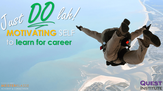 Motivating Self to Learn for Career