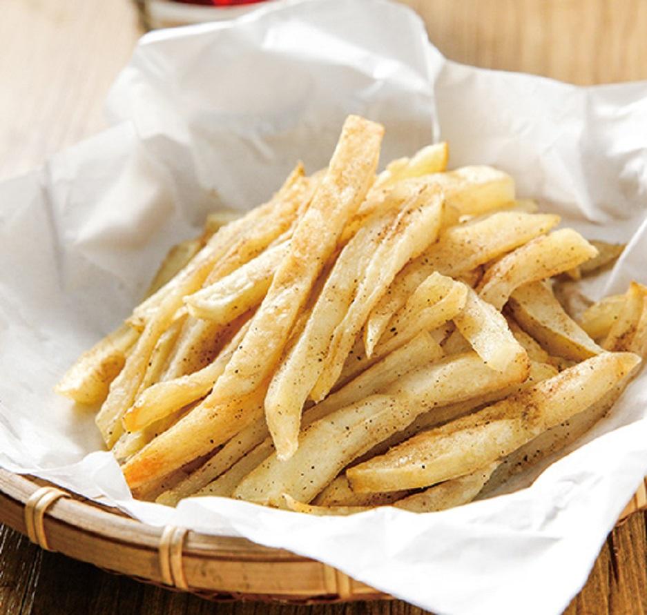 【好吃薯條薯片不用炸更健康 – 椒鹽薯條】 – meiweixhiyuan 美味之緣
