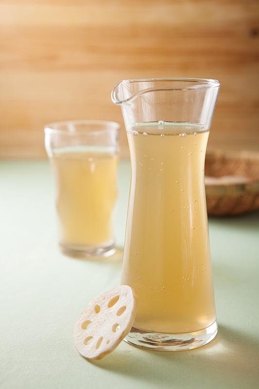 【涼補飲品這樣煮 – 清涼蓮藕茶】 – meiweixhiyuan 美味之緣