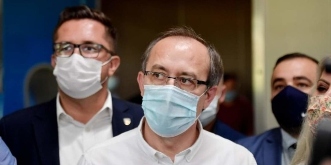 Avdullah Hoti-Koronavirusi
