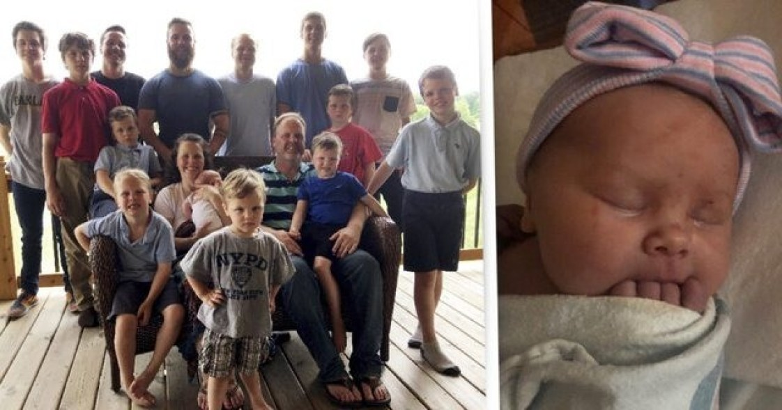 Familja 14 fëmijë
