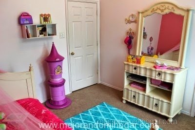 Colores para Pintar un Cuarto de Princesas para Niñas