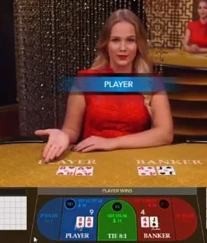Apuestas en los Baccarat casino