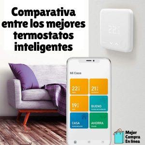 Comparativa entre los mejores termostatos inteligentes