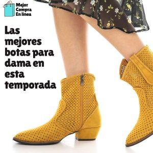 Mejores botas dama