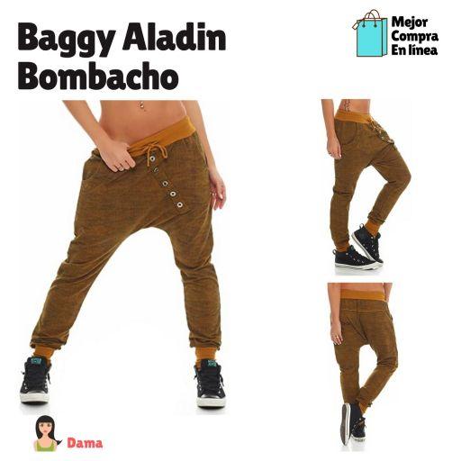 Pantalón malito diseño Baggy Aladdin