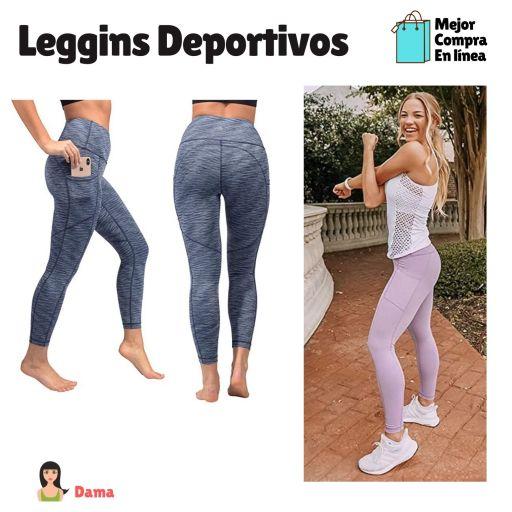 Leggins deportivos para mujer