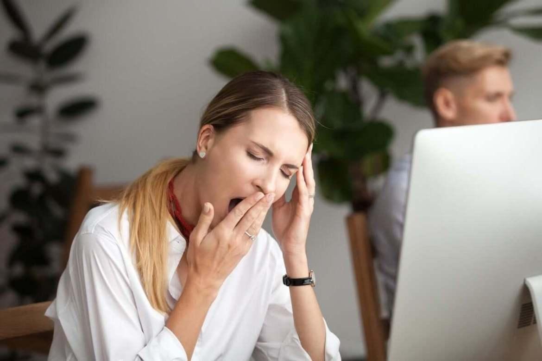 Desmotivación en el trabajo o síndrome de boreout.