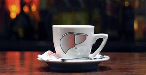 Cafe-higado
