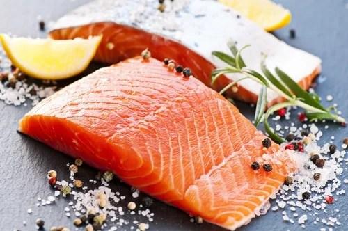 salmón quema grasas