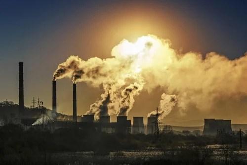 El aire que respiras está contaminado