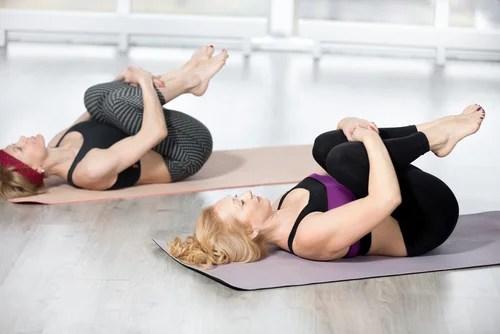 Exercício para fortalecer os flexores do quadril