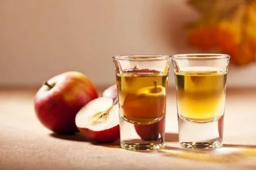 Vinagre manzana para la piel enrojecida por el sol